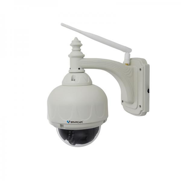 超宽动态枪型网络摄像机